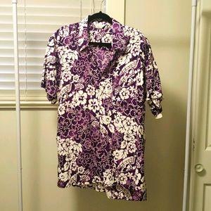 Men's Vintage Hawaiian Shirt